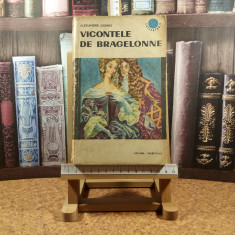 "Alexandre Dumas - Vicontele de Bragelonne Vol. III ""A7165"""