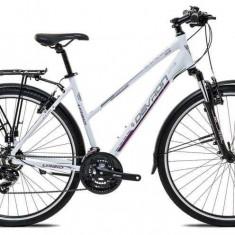 Bicicleta Oras Devron Urbio LT1.8 L 535mm Pure White 28