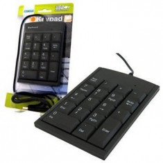 Tastatura numerica 4World USB Super Slim