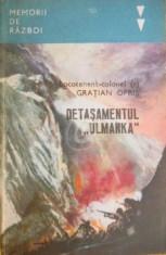 Detasamentul Ulmanka foto