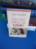 GARY CHAPMAN - CELE CINCI LIMBAJE ALE IUBIRII , 2000