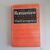 THE ROMANIANS A HISTORY - VLAD GEORGESCU