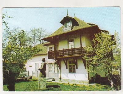 bnk cp Campina - Muzeul Nicolae Grigorescu - necirculata foto