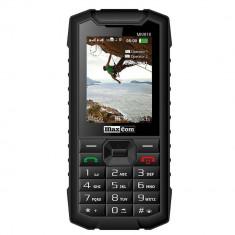 Telefon mobil MaxCom Strong MM916 Dual SIM 3G Black