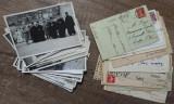 Lot fotografii si corespondenta Marcu Beza/ scriitor, folclorist, diplomat roman, Portrete, Romania 1900 - 1950