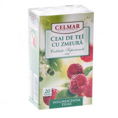 Ceai de Tei&Zmeura, 20dz, Celmar