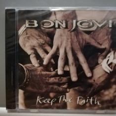 BON JOVI - KEEP THE FAITH (1992/ MERCURY/GERMANY) - CD NOU/SIGILAT/ORIGINAL/ROCK