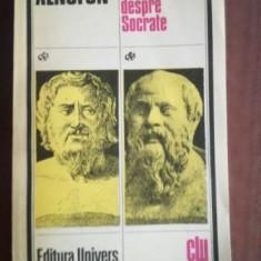 Amintiri despre Socrate- Xenofon