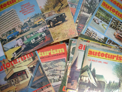 Revista Autoturism  nr.1-1992 foto