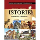 Istorie. Manual pentru clasa a IV-a (sem I+sem II, contine editie digitala) - Alina Pertea, Doina Burtea