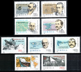 Romania 1998, LP 1450 + 1472, Secolul XX I + II, cele 2 serii, MNH!, Nestampilat