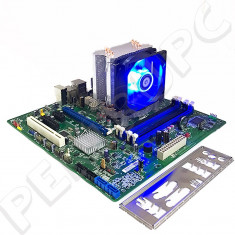 FACTURA + GARANTIE! Kit Intel DQ67SW + i5 2500 + Cooler LED Nou 4 x DDR3 USB 3.0, Pentru INTEL, 1155, DDR 3