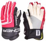 """CT850 SR Hockey Gloves rosu 14"""""""