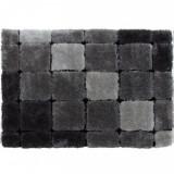 Covor, gri, 140x200, LUDVIG TYP 3