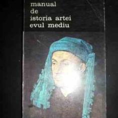 Manual De Istoria Artei Evul Mediu - G.oprescu ,546371
