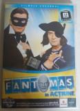FANTOMAS IN ACTIUNE - FILM - DVD , LOUIS DE FUNES, Romana, universal pictures