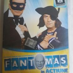 FANTOMAS IN ACTIUNE - FILM - DVD , LOUIS DE FUNES