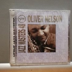 OLIVER NELSON - BEST OF - JAZZ MASTERS (1998/VERVE/EU) - CD ORIGINAL/Sigilat/Nou, Polygram