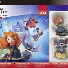 Disney Infinity 2.0 Disney Toybox Pack PS3