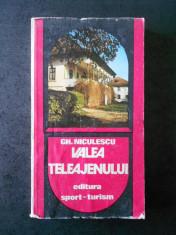 GH. NICULESCU - VALEA TELEAJENULUI (contine harta) foto