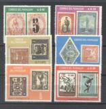 Paraguay 1968 Stamp on stamp, MNH G.383