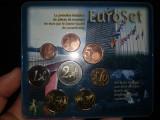 Set de monetarie LUXEMBURG 2002 !!!, Europa