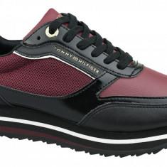 Cumpara ieftin Półbuty Tommy Hilfiger Tommy Retro Branded Sneaker FW0FW04305-GBY pentru Femei