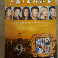 Friends - the complete ninth series  -  DVD