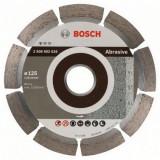 Bosch Professional disc diamantat 125x22.23x6x7 mm pentru materiale abrazive