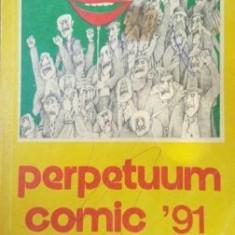 Perpetuum comic '91. Moftul roman - Mihai Ispirescu