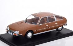 Macheta Citroen CX Pallas 2400 1976 - Hachette Automobile de Neuitat 1/24 foto
