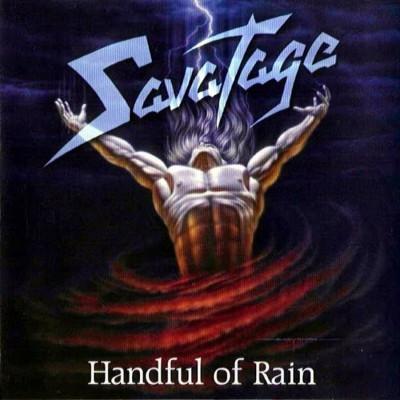 Savatage Handful Of Rain reissue 2011 (cd) foto