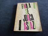 IOAN CHIRILA - FINALA SE JOACA AZI