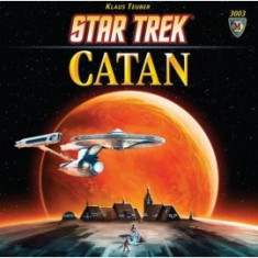 Colonistii din Catan - Star Trek