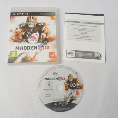 Joc SONY Playstation 3 PS3 - Madden 12