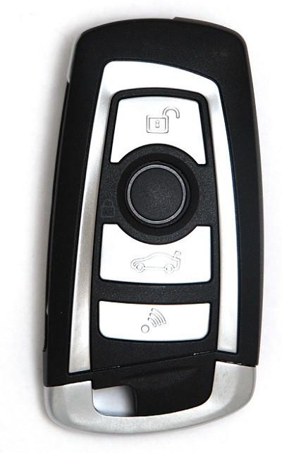 Cheie Briceag BMW EWS 4 Butoane 433MHz Lamela HU58