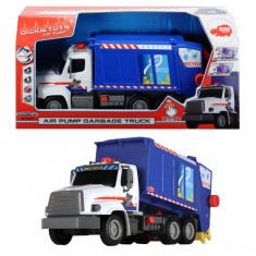 Masina de gunoi - Air pump garbage truck 3806002 Dickie