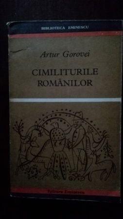 Cimiliturile romanilor
