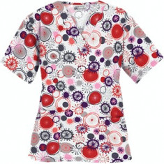 "Bluza medicala ""Signature Circle"" (PC61CIW)"