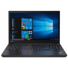 Laptop Lenovo ThinkPad E15 15.6 inch FHD Intel Core i5-10210U 8GB DDR4 256GB SSD Intel UHD Graphics Free DOS Black