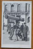 Foto originala , La Cercul Militar , Gheorghe Dinu ( Stephan Roll ) cu prietenii