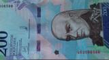 BANCNOTA 200 BOLIVARES 2018-VENEZUELA
