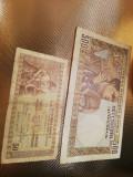 500 DINARI 1941 +50 DINARI 1946+100000LEI 1946 +500 LEI