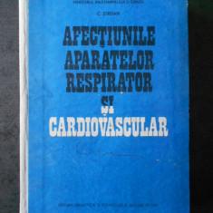 C. STREIAN - AFECTIUNILE APARATELOR RESPIRATOR SI CARDIOVASCULAR