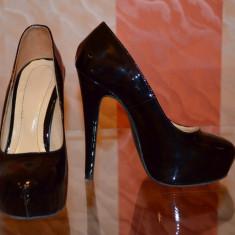 Pantofi Dama Piele Naturala KOMODOS Nepurtati, 34.5