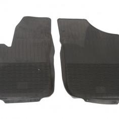 Covorase auto (cauciuc, 2 bucati, culoare negru) FIAT SEICENTO 600; FORD SCORPIO I, SCORPIO II; KIA SPORTAGE intre 1985-2010