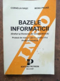 Bazele informaticii Grafuri si elemente de combinatorica - Cornelia Ivasc, Mona Pruna