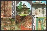 BISERICA VORONET – SECOLUL 15 - CP NECIRCULATA #colectosfera