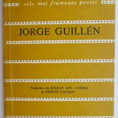 Poeme – Jorge Guillen