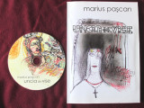 """""""UNCIA DE VISE"""", Marius Pascan, 2010. Carte cu dedicatie si autograf + CD"""